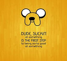 Adventure time Jake by GetKrooomed