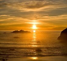 Golden Time by Randall Scholten