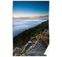 Way Above The Clouds Poster