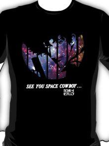 Cowboy Bebop - Nebula T-Shirt