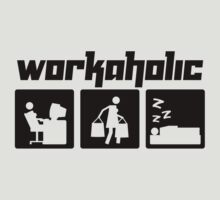 Workaholic by gruml
