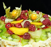 Fruit cake by Paola Svensson