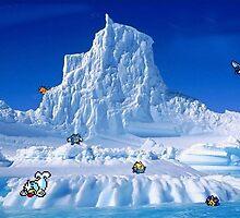 Glacier Pokemon by slr06002