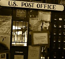 US Post Office by jstoeber