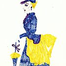LADY OF YESTERYEAR  by JoAnnHayden