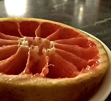 Grapefruit.  by RachelLea