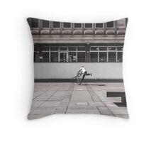 BMX Throw Pillow