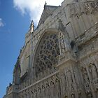 Exeter Cathedral by RCrabb
