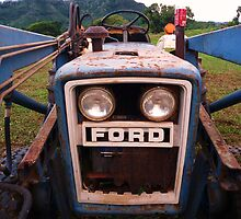 Ford and Coca Cola by Barbara Morrison
