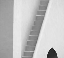 Mysterious Staircase by minimalist33