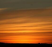 Sunset in Texas by Cheyenne