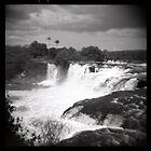 Cachoeira da Velha - Brazil by Melissa Ramirez