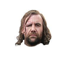The Hound - Game of Thrones by Kakihara