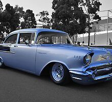 Chev Bel Air 2 Door by Hicksy