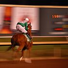 Horse Racing by Brian Humek