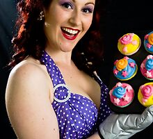 Cupcakes with a Twist by Sleek Images