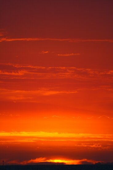Tequila Sunset by Nicoletté Thain Photography