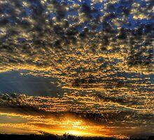 """ Marlo Sunrise  Vic."" by helmutk"