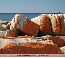 Rock Blocks by Susie Raine