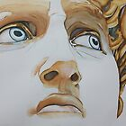 Michelangelo's David: Those Eyes! by Christiane  Kingsley