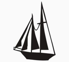 Sail boat Kids Clothes
