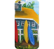 THE BUNKHOUSE iPhone Case/Skin