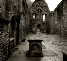 The Priory. by Paul Campbell