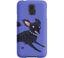 Running Dog Samsung Galaxy Case/Skin