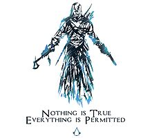 Assassin's Creed quote Photographic Print