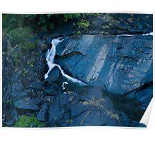 The Devil's Falls.... (Surprise Creek Falls) Poster