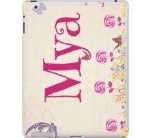 Mya iPad Case/Skin