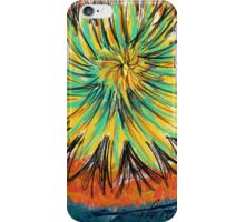 Sun Flower Burst iPhone Case/Skin