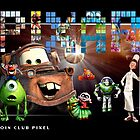Club Pixar page by gregvanderLeun