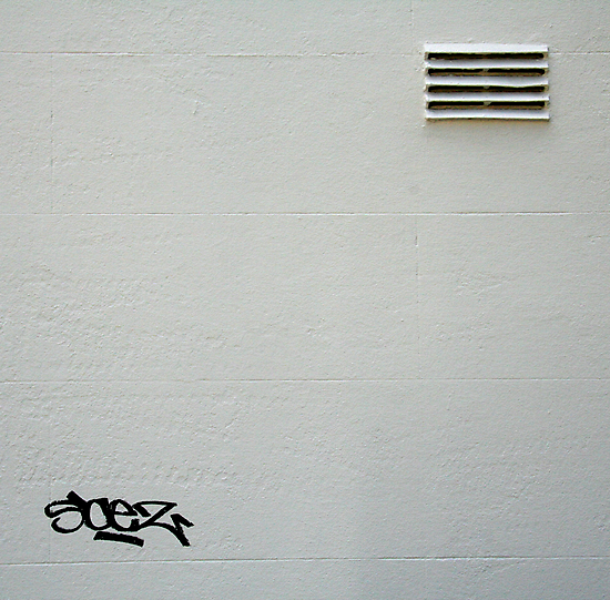 Graffiti 2 by Martin How