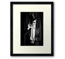 Oh Marlene... Framed Print