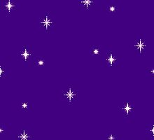 Pixel Stars by canira