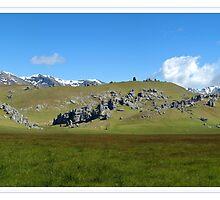 Rock & Pillar Range by Paul Bell