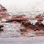 Broken Wall II by Stephen Mitchell