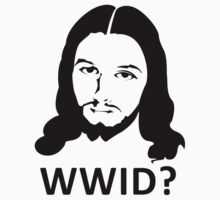 What Would I (Jesus) Do? by conkdogg