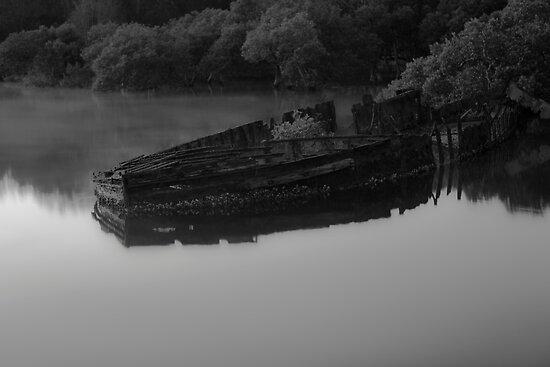 Misty Wreck by Crispin  Gardner IPA