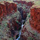Knox Gorge by Sheldon Pettit