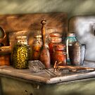 The process of Canning by Mike  Savad