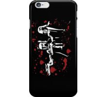 "Darth Vader - Say ""What"" Again! Version 1 (Blood Splatter) iPhone Case/Skin"