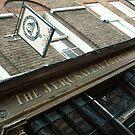The Jerusalem Tavern, London by Alice McMahon