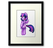 Little Princess Twilly Framed Print