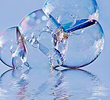 Soap bubbles by devy