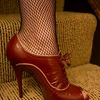 Red Shoes 3 by John Shingler