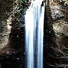 Waterfall II by Peter Nielsen