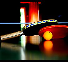Ping Pong by BartoCreations