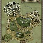 Arelith Map by Artos